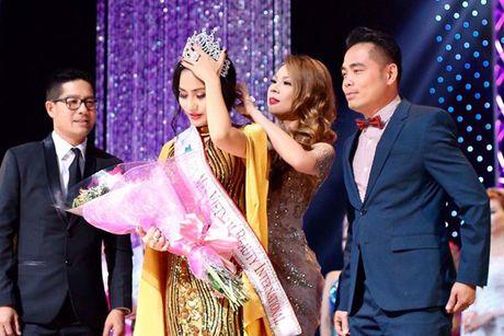Thanh Thao lam giam khao cuoc thi hoa hau tai My - Anh 8