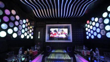 Phi tham dinh cap phep kinh doanh karaoke 6-12 trieu dong - Anh 1