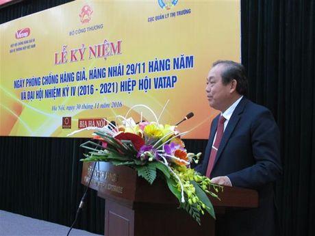 Pho Thu tuong: Vi pham ve hang gia do so ho ve the che, phap luat - Anh 1