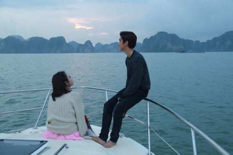 Angela Phuong Trinh khoe dang voi bikini o dao Tuan Chau - Anh 8