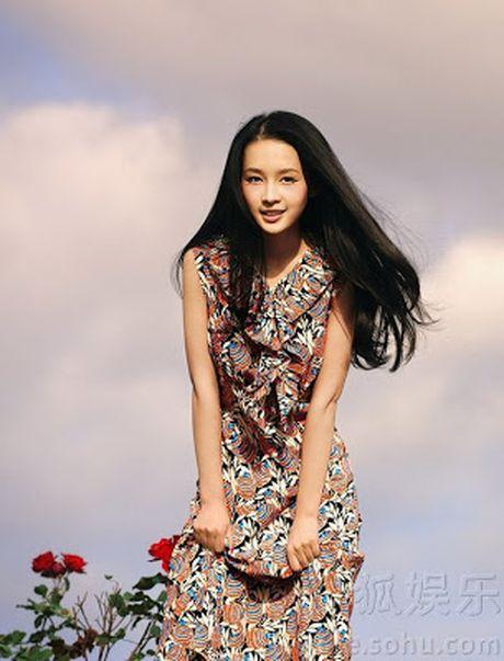 Ve dep trong sang bay bong cua my nhan 'Tan Hong Lau Mong' - Anh 13