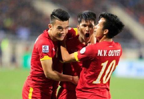 Ban tin The thao: Thong ke buon ve tuyen Viet Nam o moi ky AFF Cup - Anh 1