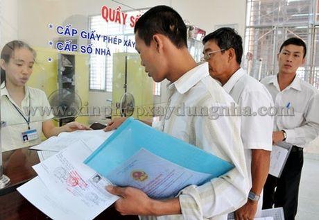 TPHCM kien nghi Bo Xay dung go vuong mac cap phep xay dung - Anh 1
