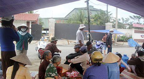 Ong Dinh The Huynh yeu cau giam sat nha may thep o thuong nguon song Vu Gia - Anh 1