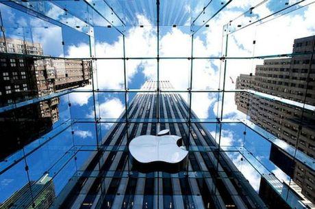 Apple dang la ke 'bam duoi' - Anh 1