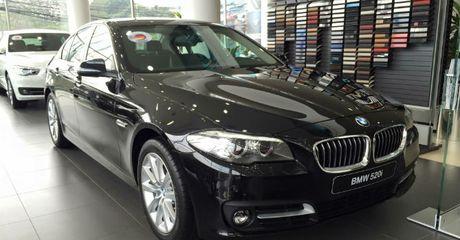 De nghi xem xet khoi to doanh nghiep chuyen nhap xe BMW - Anh 1