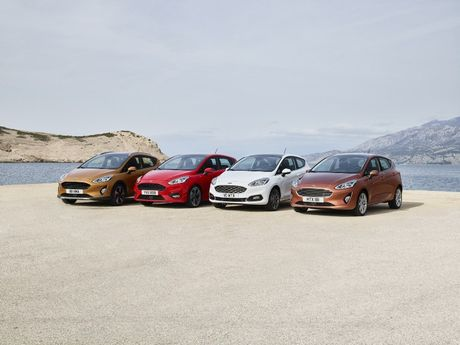 Ford Fiesta 2017 ra mat voi hang loat cai tien moi - Anh 9