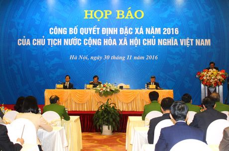 Cuu Tong giam doc PMU 18 Bui Tien Dung khong duoc dac xa nam nay - Anh 1