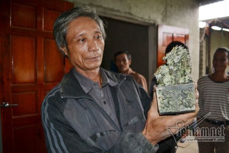 Nguoi dan dao duoc vat nghi an tin cua vua chua thoi phong kien - Anh 1