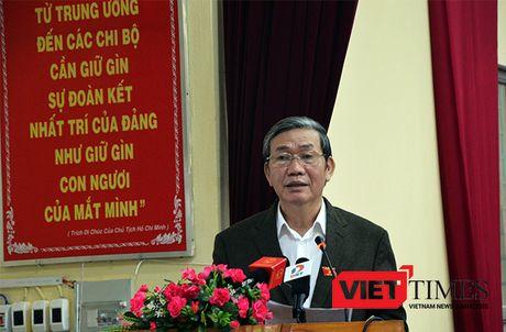 Thuong truc Ban bi thu noi gi ve ong Vo Kim Cu trong vu Formosa - Anh 1