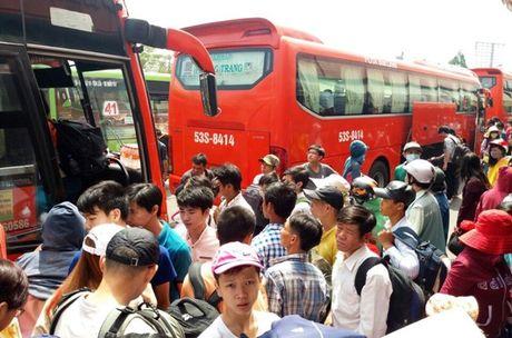 TPHCM: Doi ben xe mien Tay de xay trung tam thuong mai - Anh 1