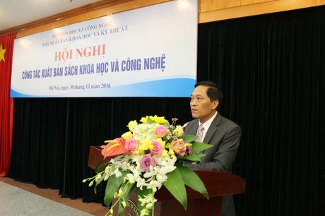 Tim huong di moi cho Nha xuat ban Khoa hoc va Ky thuat - Anh 2