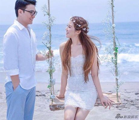 Kieu nu TVB cung chong ty phu mung sinh nhat o My - Anh 2