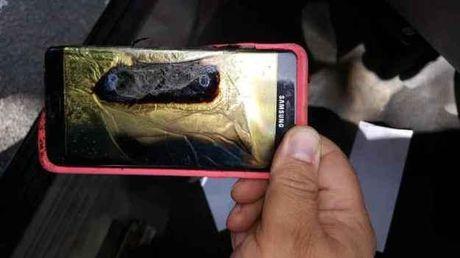 Sap co ket luan nguyen nhan su co Galaxy Note7 chay no - Anh 1