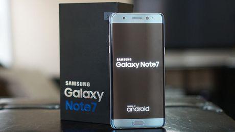 Sap co ket luan nguyen nhan su co Galaxy Note7 chay no - Anh 2