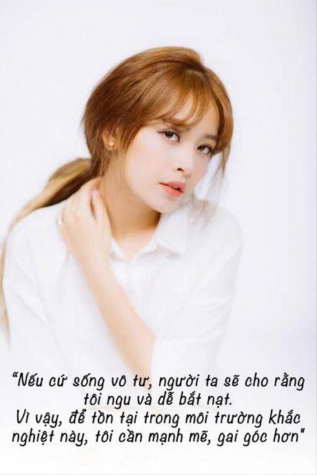Nhung phat ngon 'cung nhu da' cua Chi Pu - Anh 2