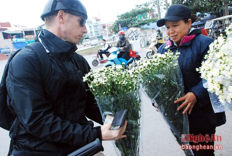 Diu dang cuc hoa mi Ha Noi vao Dong - Anh 5
