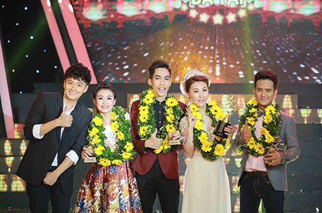 Vinh Thuyen Kim doat quan quan 'Nghe si da tai' - Anh 1