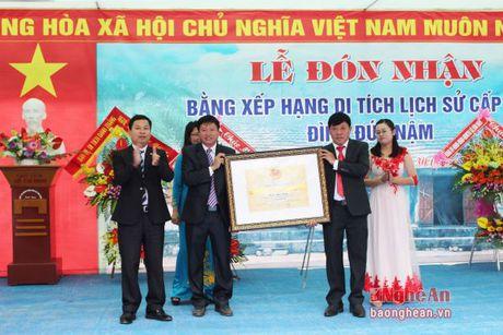 Don bang Di tich lich su dinh Duc Nam - Anh 1