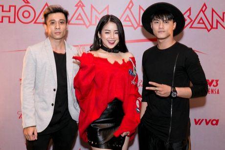 Dan sao 'khung' hao hung ra mat The Remix New Generation 2017 - Anh 7