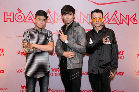 Dan sao 'khung' hao hung ra mat The Remix New Generation 2017 - Anh 8