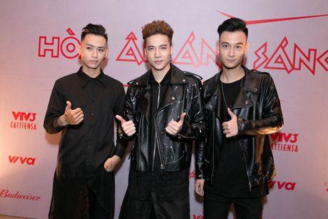 Dan sao 'khung' hao hung ra mat The Remix New Generation 2017 - Anh 9