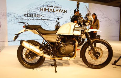 Mo to co dien Royal Enfield Himalaya co gia 5.207 USD - Anh 3