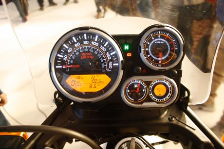 Mo to co dien Royal Enfield Himalaya co gia 5.207 USD - Anh 4