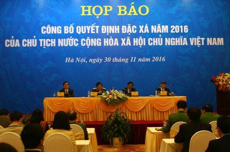 Cuu Tong giam doc PMU18 Bui Tien Dung khong du dieu kien duoc dac xa nam 2016 - Anh 1