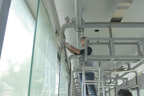 Can canh tuyen buyt nhanh BRT sap dua vao hoat dong o Ha Noi - Anh 10