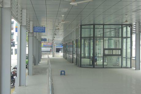 Can canh tuyen buyt nhanh BRT sap dua vao hoat dong o Ha Noi - Anh 1