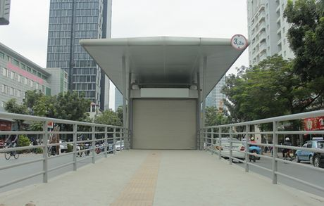Can canh tuyen buyt nhanh BRT sap dua vao hoat dong o Ha Noi - Anh 3