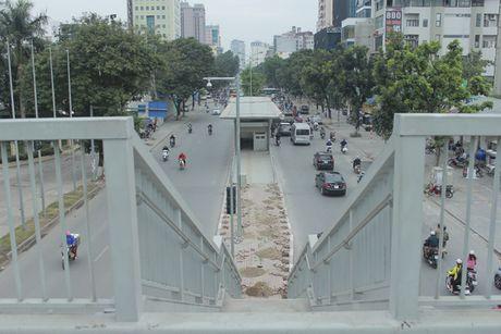 Can canh tuyen buyt nhanh BRT sap dua vao hoat dong o Ha Noi - Anh 8