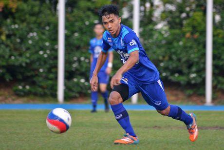 'Messi Thai Lan' co the se khoac ao doi bong cu cua Cong Vinh - Anh 3