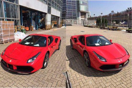 Ro tin don 'sieu ngua' Ferrari 488 Spider chuan bi cap ben Viet Nam - Anh 2