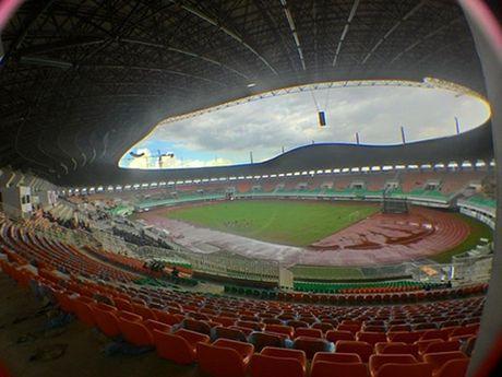 AFF chot san thi dau ban ket giua Indonesia va Viet Nam - Anh 1