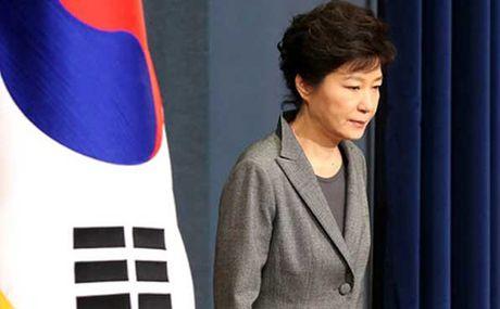 Nuoc co cuoi cua ba Park Geun-hye - Anh 1
