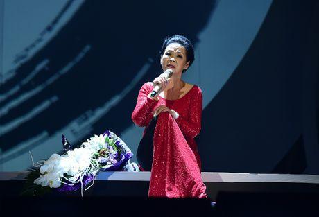 Khanh Ly lo lang khi hat cung Ho Ngoc Ha - Anh 1
