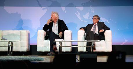 Thoi quen khac nguoi cua Bill Gates - Anh 1
