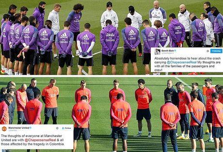 Neymar, Rooney dau buon tuong niem nan nhan may bay roi - Anh 1