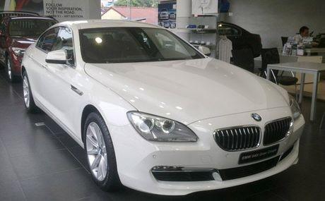 Dung giay to gia nhap BMW: De nghi khoi to dai gia o to - Anh 1