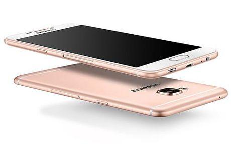 Samsung Galaxy C7 Pro la ban nang cap lon cua Galaxy C7? - Anh 1