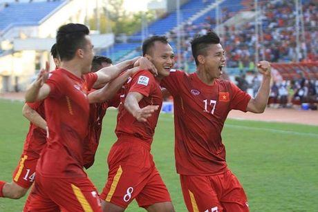 Tuyen Viet Nam & muc tieu kha thi nhat tren dat Indonesia - Anh 3