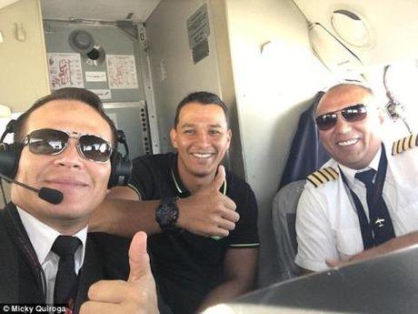 SOC: Cha phi cong cho cau thu Brazil cung la phi cong thiet mang do tai nan may bay - Anh 4