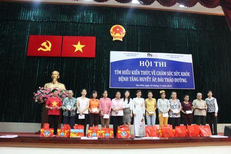 Hoi PN Q.Tan Phu: Truyen thong kien thuc cham soc suc khoe cho hoi vien - Anh 2