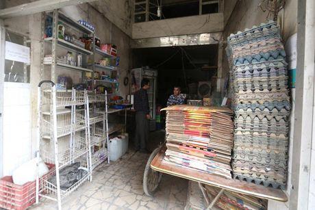 Hinh anh doi khat, thieu thon va tuyet vong o vung chien su Aleppo - Anh 11
