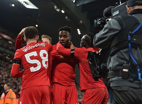Chum anh Liverpool danh bai Leeds o tu ket League Cup - Anh 7