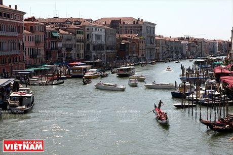 Chiem nguong ve dep lang man, co kinh va doc dao o Venice - Anh 2
