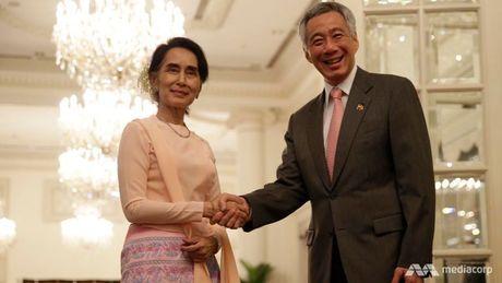 Singapore, Myanmar khoi dong dam phan Hiep dinh dau tu song phuong - Anh 1