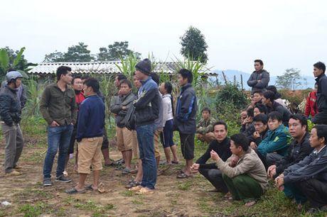 Ha Giang: Doi tuong nghi tam than sat hai 4 nguoi than - Anh 1